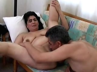 Matures Arab Duo Having