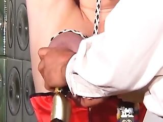 Extreme Fixation Lesson With German Matures