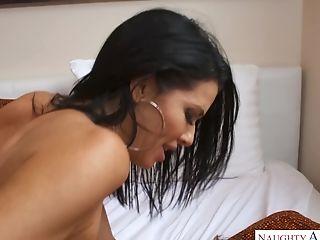Veronica Avluv - Mom Fucks Son-in-law S Best Friend