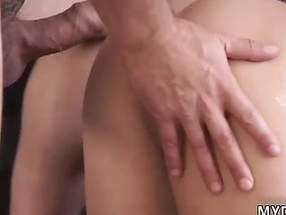 Fat Advisor Horny Platinum-blonde Wants To Attempt Someone...