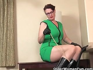Are You Man Enough To Servitude Cougar Zoe?