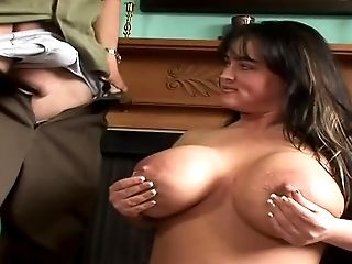 Thick mature, immense titties