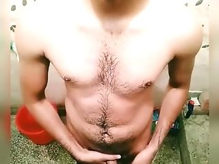 Indian Man With Big Dick, Flashing Beautiful Figure