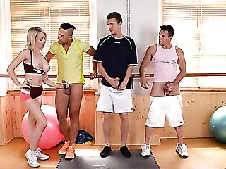 Wondrous Sexy Prettily Shaped Dancer Chessie Kay Is Ready To Suck...