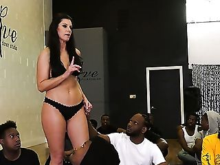 Being Fucked Hard By Black Studs Lusty India Summer Loves...