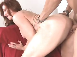 Sandy-haired Whore Rails A Well Strung Up Porno Stud With So Much...