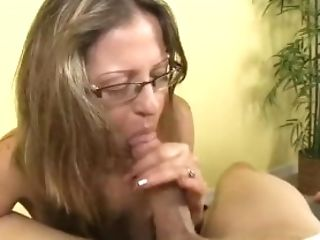 Horny Mummy Wants To Suck Youthful Guys Dick