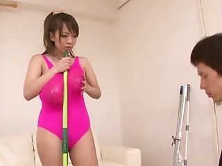 Big Tit Fantasy Assets - Japanese Honey With Phat Breasts