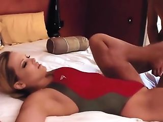 Huge-titted Milky Woman And Regular Asian Man