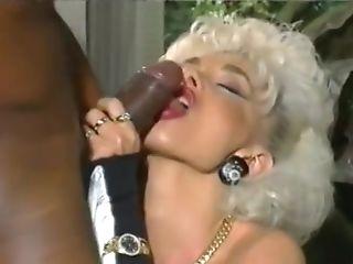 Dolly Buster Retro Black Hard-core Gang-bang