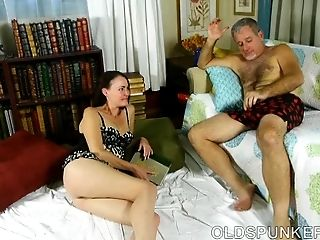 Super sexy black-haired MUMMY is a very hot fuck and loves jism