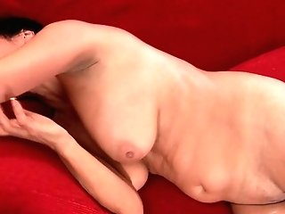 Ap-s-m-m Brown-haired Cougar Big Squirt Orbs 222