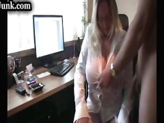 Mom Lets Dad Piss On Her Massive Tits  - Www.sickjunk.com