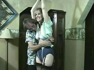 His Wifey Loves To Be Restrained