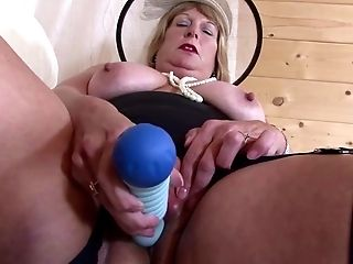 Granny stylish and thirsty for fuck granny