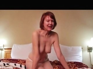 Timid Stepmom Strips