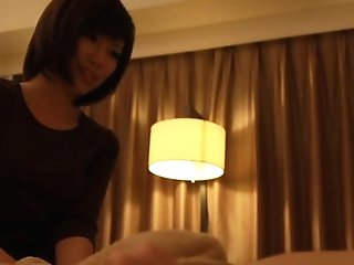 Subtitled Japanese Motel Rubdown Hand Jobs Leads To Fuckfest In Hd