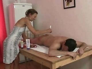 Matures Masseuse Deep Throats And Rails Youthfull Meat