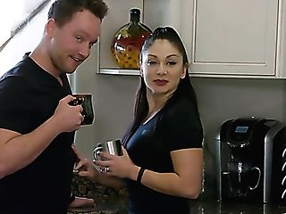 Attractive Puerto Rican Mummy Sheena Ryder Is Addicted To Analfuck