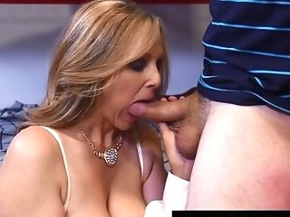 Hot Big Titty Instructor Julia Ann Gets Dicked By Her Horny...