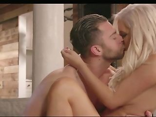 Caucasian Sweetheart Tasha Reign Senses Awesome About Rear End...