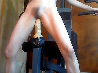 Giant Fuck stick Railing MUMMY