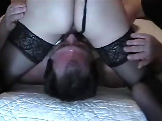 Waiting Under The Wifey