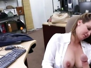 Big Booty Fledgling Gf Foxy Biz Lady Gets Fucked!
