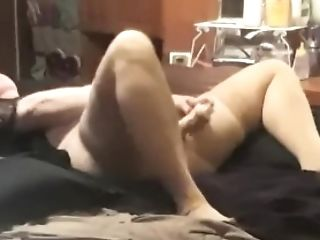 Wifey Liking Her Fake Penis