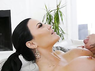Big-titted Tattooed Jasmine Jae Is Sexy Mummy Who Loves Rear End...