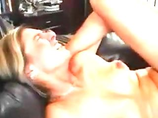 German Cougar Gonzo Ass Fucking And Going Knuckle Deep