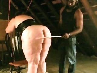 Big Booty Spanking Of Whore Bunny