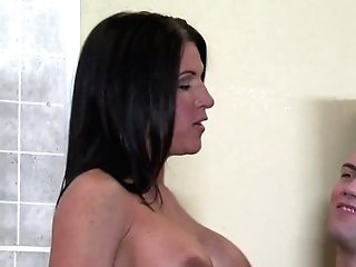 Hard Banging For A Beautiful Stunner Kendra Secrets