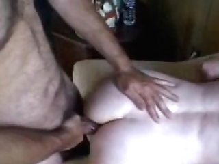 Servant Cougar Loves Anal Invasion And Jizz