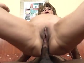 Granny Group Interracial Fuck The Grannies Suck Black Sausages And...