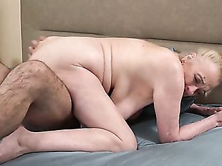 Used Puckered Old Whore Sila Gets Her Matures Cunt Fucked Rear End...