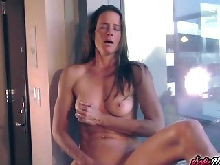Sofiemariexxx - Cougar Sofie Marie Kneads Cunny In Hot Solo