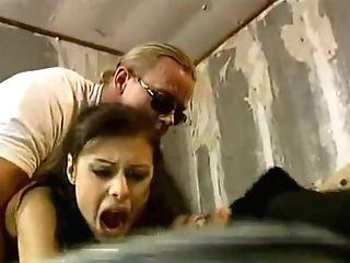 Olivia De Treville Retro Rough Romp Movie