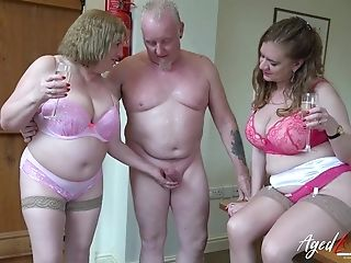 Xxx Matures Activity With More People Involved In Group Fucky-fucky...
