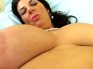 Posh Big-chested Matures Mom With Amazing Assets