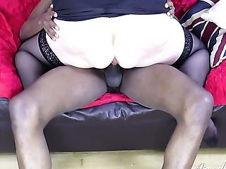 Matures Uk Super-bitch Lacey Starr Does Her Best While Sucking...