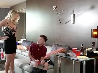 Taboo Mummy Katie Morgan Fucking Stepson Big Shaft After Sixty Nine