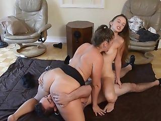 Desirae Rose - Mummy Needs Some Dick 3some Pornography
