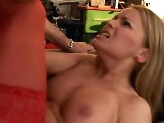 Big Tits Matures Double Penetration With Jizz Shot