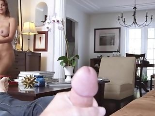 Bangbros - Delicious Brazilian Maid With Hot Accent Fucks For Extra...