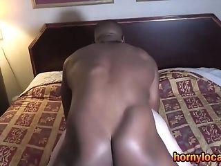Granny In Love With A Big Black Cock
