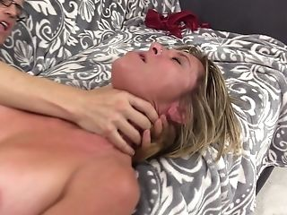 Blonde Matures Brandi Fox Adores To Fuck With Youthfull And Strong...
