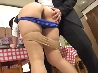 Stunning Office Stunner Gets Her Hairy Cunt Drilled At Work