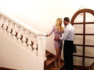 Cougar Brandi Love Gets A Big Beef Whistle At Sinfulxxx