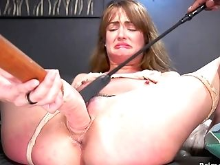 Black Manager Fucks Cougar And Her Teenage